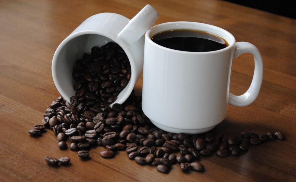 The Caffeine-Addict Foodie.